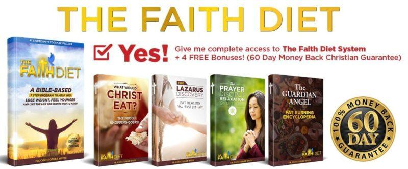 The Faith Diet System - Biblical Belly Breakthrough