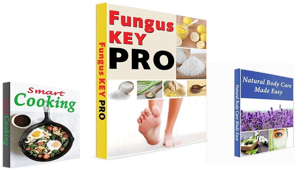 Fungus Key Pro Natural Treatments For Toenail Fungus By Dr